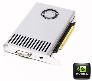 Genuine Apple NVIDIA GT120 512MB Mac Pro Graphics Card DVI Mini DisplayPort