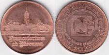 BRD-Medaille Frankfurt Main Neckermann Versand AG 1980
