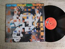 John Scofield – Electric Outlet Etichetta: Gramavision – GR 8405 - LP