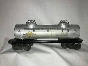 Lionel 1948 Sunoco Tank Car #2465