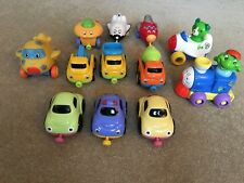 Elc Happyland 9 Magnetic Cars Connecting Vehicles Toys Early Learning Centre