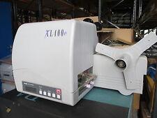 SATO XL410E Direct Thermal Transfer Barcode Label Serial Printer NO PRINTHEAD