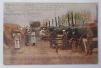 Wirklichkeitsbilder vom Kriegsschauplatz  Nr.109, Feldbäckerei 1915  ♥ (66122)