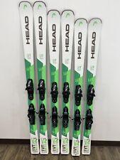 Head V4 XL LYT Tech Downhill Skis with Tyrolia PR 10 Bindings ***$675 RETAIL!***