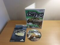 NINTENDO WII - COLIN MCRAE DIRT 2 - COMPLETE WITH MANUAL - FREE P&P