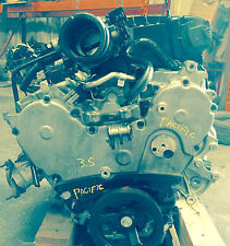 CHRYSLER PACIFICA 3.5L ENGINE 2005 2006 99K MILES