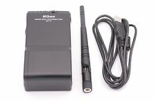 Nikon WT-4 Wireless Transmitter for Nikon D3 and D300 DSLR Cameras