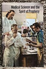 Medical Science and the Spirit of Prophecy Ellen G White Estate 1971 Compilation