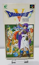 SNES / Super Famicom - Dragon Quest V: Tenkuu no Hanayome (JAP) (mit OVP) A1471