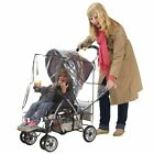 J is for Jeep Deluxe Stroller Weather Shield, Baby Rain Cover, Universal...