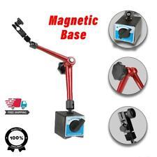 350mm Adjustable Universal Magnetic Base Holder Stand For Dial Gauge Indicator