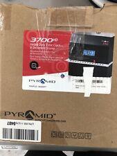 Pyramid 3700 Heavy Duty Hd Steel Time Clock In Box With 2 Keys