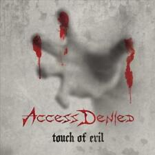 Access Denied - Touch Of Evil New Cd
