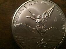 5 oz Mexican silver libertad 2020