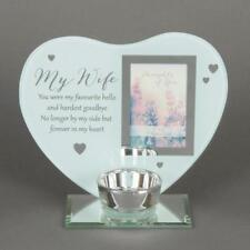 Special Remembrance Memorial Wife Tea Light Holder 62197