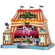 Lemax Village Christmas Building Berry Brothers Big Top Circus Xmas Gift 55918