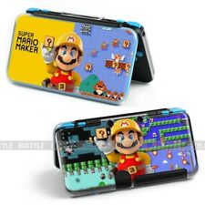 Super Mario Maker Hard Plastic Case Protective Cover For  NINTENDO New 2DS XL