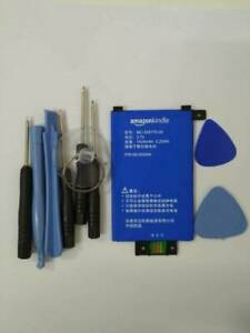 """MC-354775-05 New Battery 58-000049 F Amazon Kindle PaperWhite 2nd Gen 6"""" + tools"""