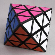 New DaYan 8-axis Octahedron Diamo magic Cube Puzzle twist toy black white
