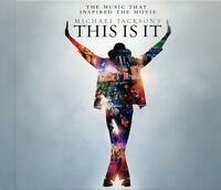 Michael Jackson ‎2xCD This Is It - Souvenir Edition - USA (M/M)