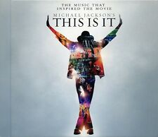 Michael Jackson 2xCD This Is It - Souvenir Edition - USA (M/M)