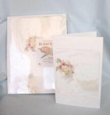 Rose Computer Paper for Wedding or Shower 25 Invitation Cards & 25 Envelopes NIP
