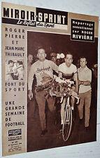 MIROIR SPRINT N°643 29/09 1958 ROGER RIVIERE RECORDMAN DU MONDE DE L'HEURE
