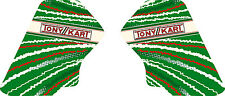 TONYKART 2013 EVK STYLE TANK STICKERS TO FIT PRE 2011 TANK - JakeDesigns