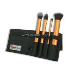 Real Techniques - Core Collection - 4 brushes - your base / flawless