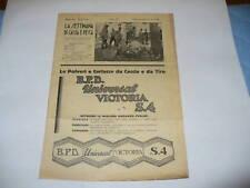 RIVISTA LA SETTIMANA DI CACCIA E PESCA N. 24 1937