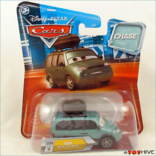 Disney Pixar Cars Van with Stickers Chase #124 missing stickers error lenticular