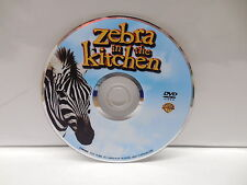 Zebra In The Kitchen DVD Movie NO CASE Jay North Chimpanzee Ivan Full Screen