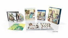 Atelier Shallie Plus: Alchemists Dusk Sea Limited Edition [PlayStation Vita PSV]