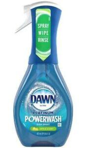 DAWN Ultra PowerWash Platinum Apple Scent Spray Bottle