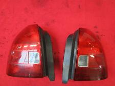 Rojo barnizadas pilotos traseros honda civic ek3 ej9 ek4 3 puertas año 1996-2001