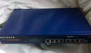 NETGEARHUB 8 port gigabit switch