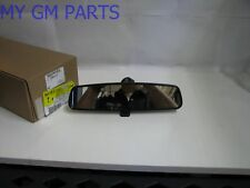 GRAND AM 99-05  PARK AVE CTS INSIDE REAR VIEW MIRROR W/O ONSTAR NEW OEM 25603373