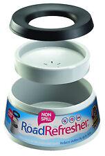 Road refresher Pet Bowl GreyLarge