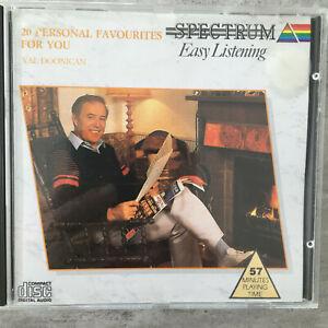 VAL DOONICAN: 20 Personal Favourites (UK CD Spectrum U 4031 / neu)