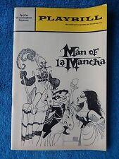 Man Of La Mancha - ANTA Theatre Playbill - November 1967 - Cullum - Jacobson