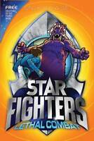 STAR FIGHTERS 5: Lethal Combat, Chase, Max, New, Book