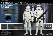 =MIB= 1/6 Hot Toys Star Wars Stormtroopers Set Exclusive Version MMS268