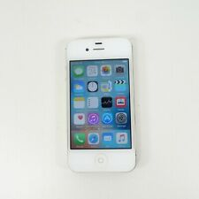 New listing Apple iPhone 4s - 16Gb - White (Unlocked) A1387 (Cdma + Gsm)