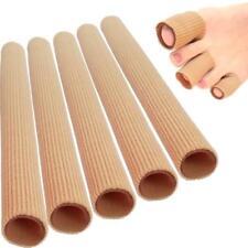 5 Stück Soft Exklusiv Silikon Zehenschutz Schlauchbandage Druckschutz Zehen