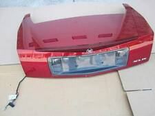 trunk lids & parts for cadillac xlr for sale ebay chrysler 300m wiring diagram oem 2004 2009 cadillac xlr trunk luggage lid assembly factory painted crimson