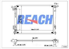 Radiator Reach Cooling 41-13150