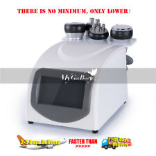Ultrasonic 40K Cavitation Vacuum RF Body Slimming Skin Beauty Machine Weight Los