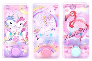 3x Spielzeug Smartphone Handy WASSERSPIEL Mädchen Kinder-Geduldsspiel Ring-Spiel
