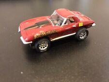 NEW Model Motoring HTF 1967 KO MOTION Corvette, TJET style body only  $18.99