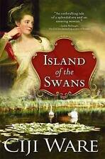 (Good)-Island of the Swans (Paperback)-Ciji Ware-1402222688